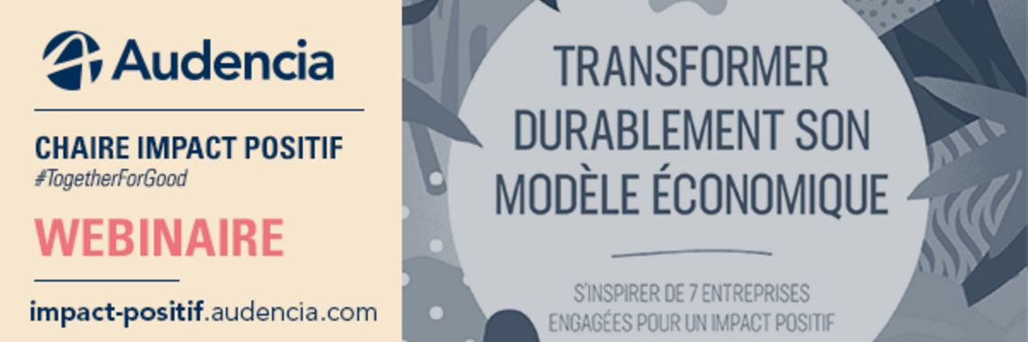 Webinaire - Transformer durablement son entreprise